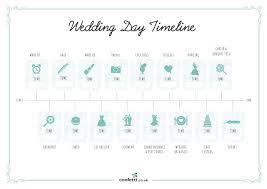 Wedding Schedule Wedding Day Timeline All About Wedding Design