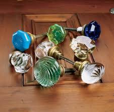 The Best Decorative Glass Door Knob Sets — The Homy Design