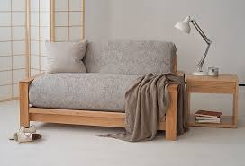panama modern futon sofa bed