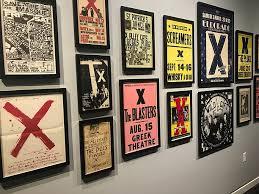 art framing. Grammy Museum Art Framing