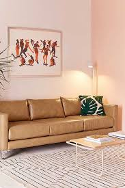 urban outfitter furniture. chamberlin recycled leather sofa urban outfitter furniture w
