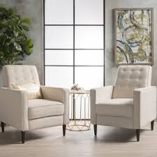 Living room furniture sets Purple Mervynn Midcentury Fabric Recliner Club Chair set Of 2 By Christopher Knight Overstock Living Room Furniture Find Great Furniture Deals Shopping At