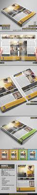 newsletter template for pages 42 best newsletter examples adobe photoshop images on pinterest