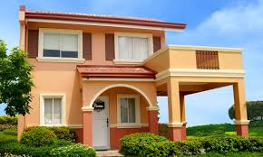 Camella Homes House Design Philippines Camella Homes Camella Carson Carina House And Lot For