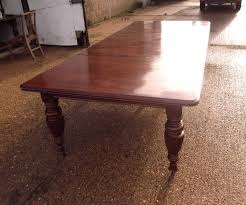 extension dining table large
