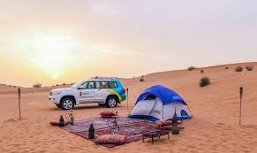 Camping Lights Dubai Indulge In Romantic Desert Camping In Dubai This Coming