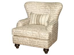 Blue And Brown Accent Chair Decoration Awesome Vintage French Script Slipper Cheap Accent