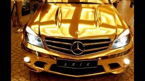 Golden Cars Of <b>Dubai</b> Sheikhs - YouTube
