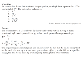 Ap Physics C Formula Chart Learn Ap Physics Physics C Electric Forces And Fields