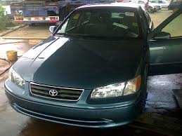 2000/2001 Tokunbo Toyota Camry Very Clean for NGN998k Wow ...