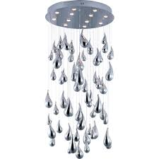 how to hang chandelier on sloped ceiling designs