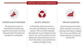 Office Action Response Patent Yogi Llc