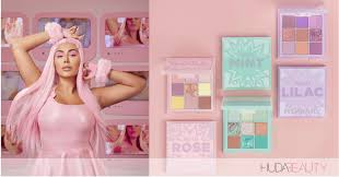 Our NEW <b>Huda Beauty</b> Pastel Obsessions Palettes Are THE Cutest ...