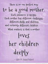 Mother And Children Love Quotes
