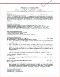 Resume Objective Ideas Healthcare Medical Resume Resume Examples
