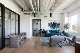 Modern Interior Designers Los Angeles A Look Inside Create Advertisings Modern Los Angeles Office