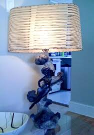 custom fiberglass lamp shade from moonshine lamp shade