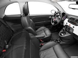 2014 fiat interior. 2014 fiat 500c convertible abarth fake buck shot interior from passenger b pillar fiat