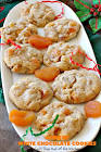 apricot white chocolate chippers