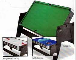 Harvard Multi Fun 3 in 1 Game Table at Sears Fri \u0026 Sat\u0027 - bfads_net_Harvard 3-in-1 | GadgetKing.com