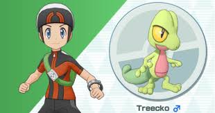Pokemon Masters Brendan Treecko Sync Pair Stats Moves