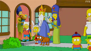 The Simpsons Treehouse Of Horror Review Homer Bart And Lisa Pack Bart Treehouse Of Horror