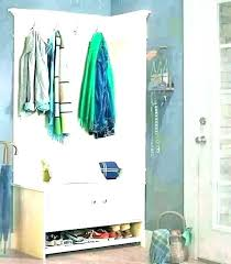 build free standing closet rack models your own diy