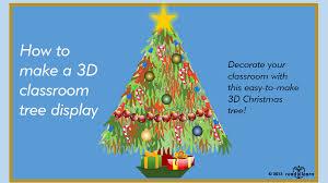 109 Best Door Ideas Images On Pinterest  Christmas Door Classroom Christmas Tree