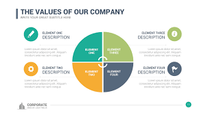 Company Overview Templates Corporate Overview Powerpoint Template