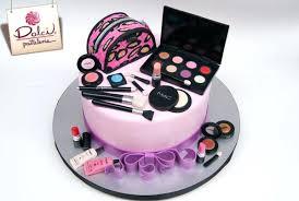 makeup bag cake ideas gorgeous creations 5 beautiful full 4