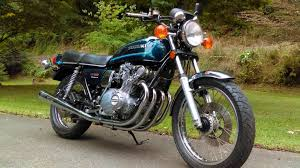 the suzuki gs750 is a refined and