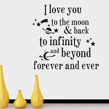 I Love You To The Moon Quotes