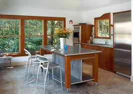 modern mobile kitchen island. Superbe Modern Mobile Kitchen Island Within Benches For Kitchens Prepare 8