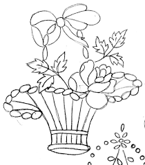 Best Flowerpot Designs for Embroidery, Drawing, Fabric Printing, Glass  painting and other.... - YouTube