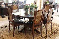 Vintage table and chairs Oak Brazilian Jacaranda Antique Dining Table And Chairs From 19th Century Ebay Antique Dining Sets 18001899 Ebay