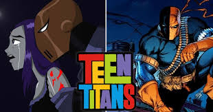 Who is slade from teen titans