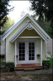 tiny backyard home office. how to build a tiny cottage reading room home office playroom for the kids backyard