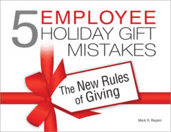 Christmas Gifts For Employees  Avoid The 5 Common Mistakes Of Employees Christmas Gift Ideas