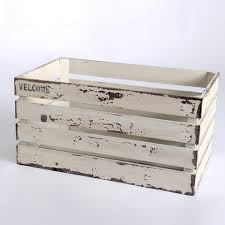 well liked rustic wooden crate white dreamscaper home
