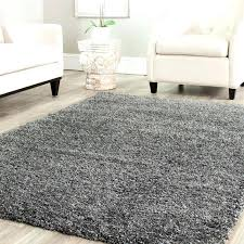 dark gray 8 ft x area rug large