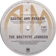 the brothers johnson dancin and prancin am 4