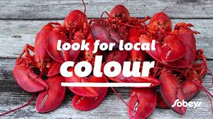 Sobeys - Look for Local Lobster - YouTube