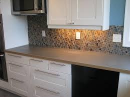 12 Photos Gallery of: Simple Kitchen Backsplash Tile Ideas