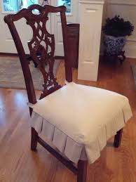 knowing how to make dining chair slipcover beautiful dining room