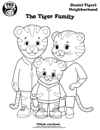 Small Picture Daniel Tiger Coloring Pages 26295 Bestofcoloringcom