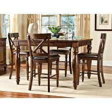 tall dining room tables cheap. raisin 5 piece counter height dining set - kingston collection tall room tables cheap s