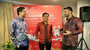 Small Picture FOTO CEO Home Credit Indonesia di Makassar Tribun Timur