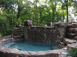 in ground jacuzzi. In Ground Hot Tub Designs | Question--draining Plaster Pool Spa For Winter? Jacuzzi S