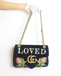 Gg Loved Marmont Bag