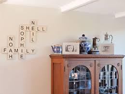 wood wall letter tiles large craftcuts com